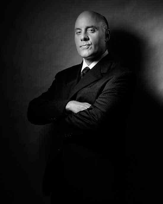 black and white fine art portraiture portraits corporate executive portrait
