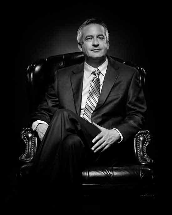 Black and White Corporate Executive portraits